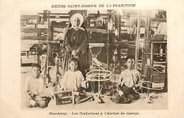 Réf : D-15-1860  :  BIRMANIE   MANDALAY TISSAGE - Myanmar (Burma)