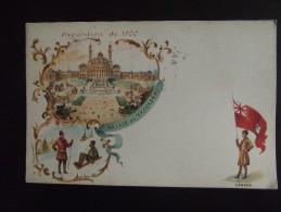 Exposition Universelle De Paris 1900 Palais Du Trocadero Canada - Exhibitions