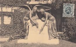 Brussel, Bruxelles, Mémorial Edith Cavell Et Marie Depage (pk19585) - Musea