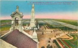 62 - NOTRE-DAME DE LORETTE - Les Pèlerins Du Dimanche - Vue Prise Du Dôme De La Chapelle - France