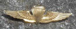 Honduras Paratroops Brevet Parachutiste Elite Métal Doré Insigne Badge Pin - Airforce