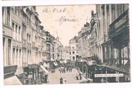 Namur, Rue De L'Ange - Circulée En 1906 - 2 Scans - Namen