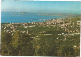 B3872 Formia (Latina) - Panorama Con Vista Di Gaeta / Viaggiata 1986 - Italia
