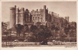 Reino Unido--Sussex--1950--Arudel Castle--Fechador--London--a, France - Castillos