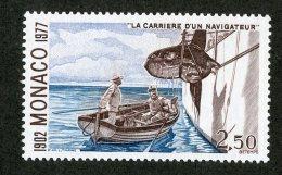 M-1267  Monaco 1977  Michel #1264** Offers Welcome! - Nuevos