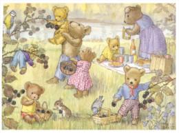 (451) Teddy Bear Picnic - Jeux Et Jouets