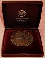 Bronze Medaille / Plakette  -  Verband Deutscher Brieftaubenliebhaber E.V. Essen  -  Aktion Sorgenkind - Vereinswesen