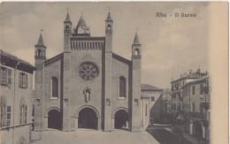 CN4 !!! ALBA IL DUOMO 1915 F.P. !!! - Italia