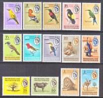BECHUANALAND  PROTECTORATE  180-93  *  FAUNA  BIRDS - Bechuanaland (...-1966)