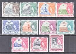 BASUTOLAND  46-56  * - Basutoland (1933-1966)