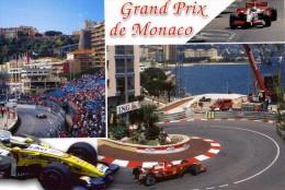 """AUTOMOBILE  L 23    """" GRAND PRIX DE MONACO  2008   / GP 135       CPM / CPSM  10 X 15 - Grand Prix / F1"""