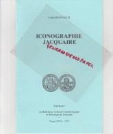 87 - EXTRAIT BULLETIN STE ARCHEOLOGIQUE LIMOUSIN- ICONOGRAPHIE JACQUAIRE- LOUIS BONNAUD- SAINT JACQUES-1997 - Limousin