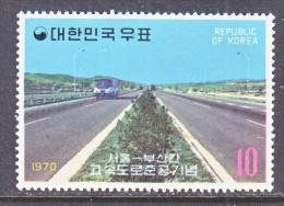 KOREA  711  **  EXPRESSWAY - Korea, South