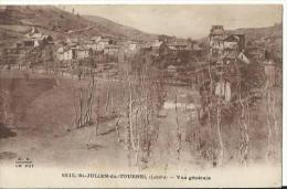 St Julien Du Tournel (lozère) - Vue Générale - Autres Communes