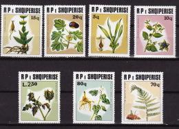 Albanie - 1976 - Végétaux