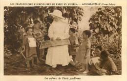 Réf : D-15-1949  :  CONGO BELGE LEOPOLDVILLE ECOLE - Congo Belge - Autres