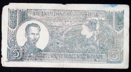 VIETNAM 5YUAN - Vietnam
