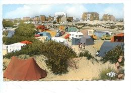 Bray Dunes (59) Le Terrain De Camping (n°908 éd Top Dentelée) - Autres Communes