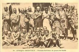 Réf : D-15-1958  : AFRIQUE ORIENTALE  FEMMES EN HABIT - Somalie