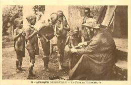 Réf : D-15-1961  : AFRIQUE ORIENTALE  DISPENSAIRE - Somalie