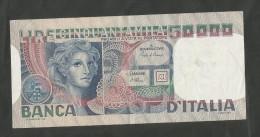 REPUBBLICA ITALIANA - 50000 Lire - VOLTO DI DONNA (Decr. 11/04/1980 - Firme: Ciampi / Stevani) - [ 2] 1946-… : Repubblica
