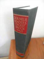 "Der neue ""Reader's Digest"" Brock-haus ""Erster band A-K"" / de 1973"