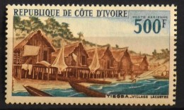 COTE D'IVOIRE - POSTE AERIENNE 1968 - N° 40 Timbre NEUF** - Parfait Etat - - Côte D'Ivoire (1960-...)