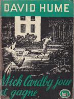 C1 David HUME Mick Cardby Joue Et Gagne 1947 EPUISE Death Before Honour - Livre Plastic - La Tour De Londres