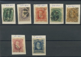 Vieux Timbres Bresil  Cote Minimale 32 Euros - Used Stamps