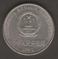 CINA 1 YI JIAO 1995 - Cina