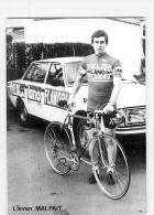 Lieven MALFAIT .  2 Scans. Frandria Velda Lano 1978 - Cyclisme