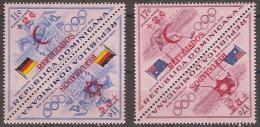 Dominicana Aereo 117 Y 120 + 119 Y 122 ** Foto Estandar. 1958 - Dominicaine (République)