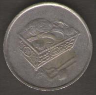 MALESIA 20 SEN 2005 - Malesia