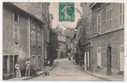 MORNANT - Rue De La Gare  (78616) - Autres Communes