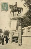PARIS       STATUE ETIENNE MARCEL     PUBLICITE ST RAPHAEL - Statues