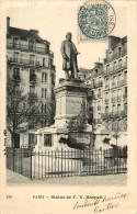 PARIS       STATUE DE RASPAIL  SQUARE - Statues