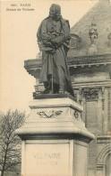 PARIS       STATUE DE VOLTAIRE - Statues