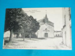 17  ) Nuaillé - N° 194 - L´eglise  - Année   - EDIT : Bergevin - France