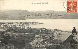 - Corse Du Sud - Ref A 170 -  Ajaccio - Vue Generale  - Carte Bon Etat - - Ajaccio