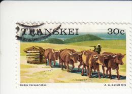 Transkei Michel-cat. 14Cx Gestempeld - Transkei