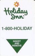 TARJETA DE HOTEL HOLIDAY INN   (KEY CARD-LLAVE) - Cartas De Hotels