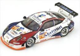 Porsche 911 GT3 RSR (997) - IMSA Performance Matmut - R. Narac/N. Armindo/D. Hallyday -  24h Le Mans 2014 #76 - Spark - Spark