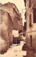 - Corse Du Sud  - Ref A 164 -ajaccio -  Vielle Rue - Carte Bon Etat - - Ajaccio