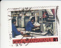 Bophuthatswana Michel-cat. 163x Gestempeld - Bophuthatswana