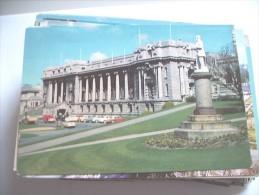 Nieuw Zeeland New Zealand Wellington Parliament Buildings - Nouvelle-Zélande