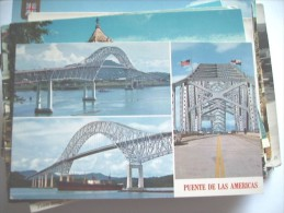 Panama El Puente De Las America - Panama