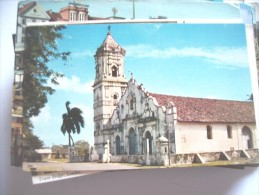 Panama Iglesia De Nata - Panama