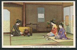 Japan NYK Shipping Line Geisha, Tea Ceremony, Doll Festival, Yoshioka, Himeji Castle Postcards X  9 - Other