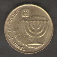 ISRAELE 10 AGOROT 2000 - Israele