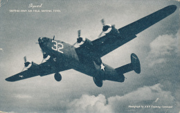 Skyward   SMYRNA ARMY AIR  FIELD, SMYRNA, TENN. (B-24), Photograph By AAF Training Command, 1944 Military Free Mail - 1939-1945: 2nd War